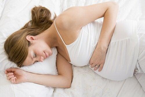 Hamile Kadınlar için 5 Uyku Pozisyonu