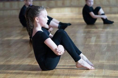 Çocuklar İçin Ritmik Jimnastiğin Faydaları
