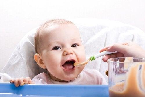 9 ila 12 Aylık Bebekler için Sağlıklı Tarifler: Yeni Tatlar