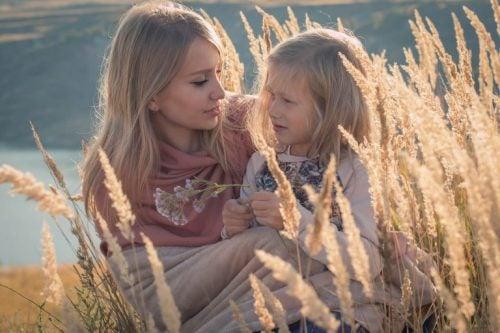 teyze ve yeğeni
