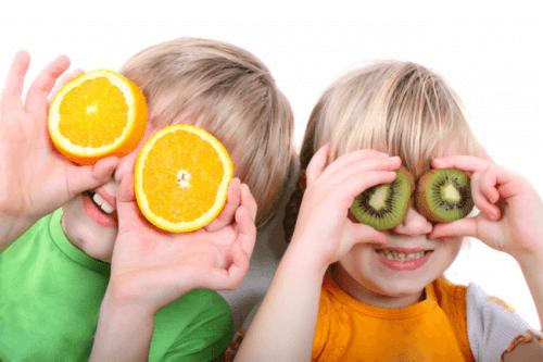 vitamin zengini yiyecekler