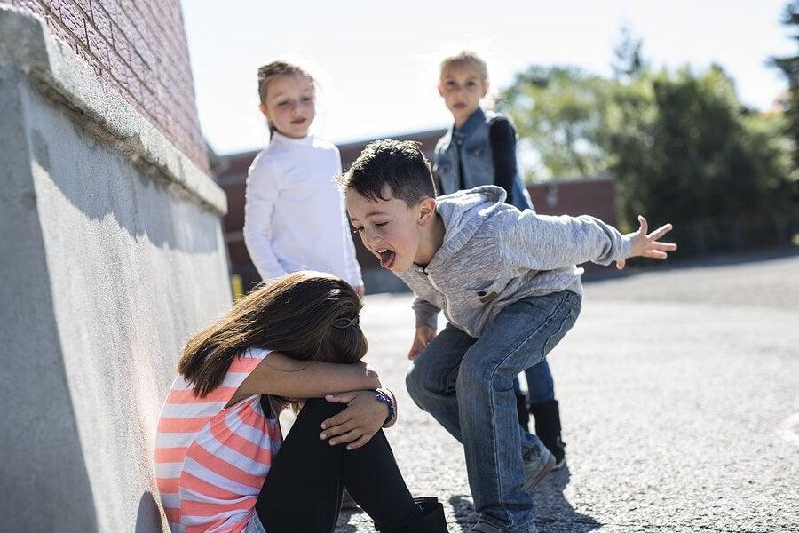 Zorbalığın 5 Tipi