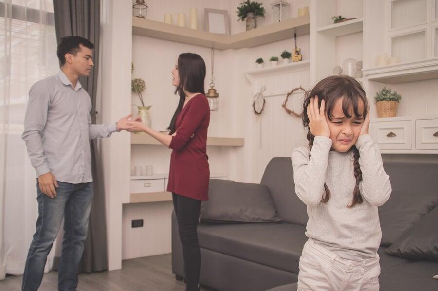 Anne Baba Tartışmalarından Çocukları Uzak Tutmanın Önemi