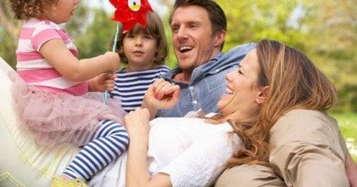 Mutlu bir aile