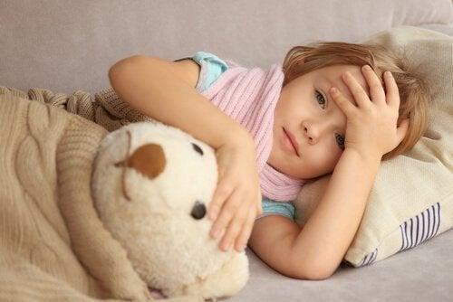Çocuklarda Baş Ağrısı: Nedenleri ve Tedavisi