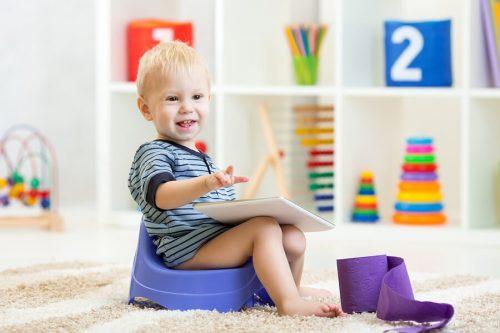 Bebek bezini bırakmak için 6 etkili yöntem