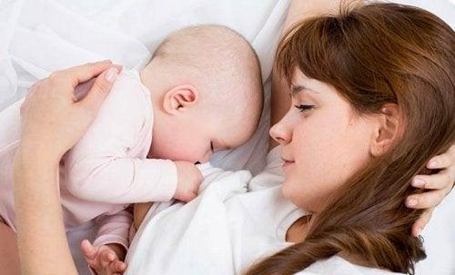 anne ve yenidoğan