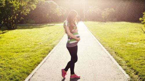 hamileyken spor