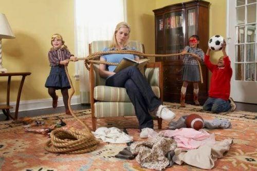 Çocuklar ebeveynlerine neden kötü davranır?