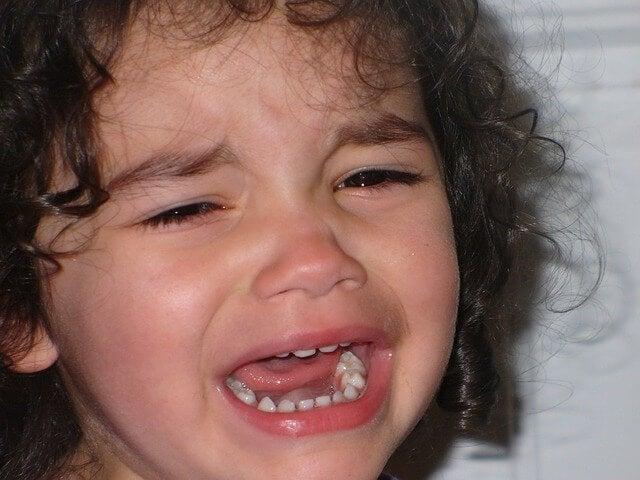 Çocuklarda Ağlamanın Önemi