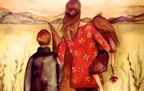 Aile Kalple İnşa Edilir