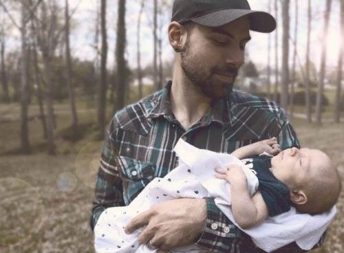 baba ve çocuğu