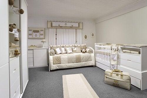 Bebek Odasında Bulunması Gereken 9 Olmazsa Olmaz Şey