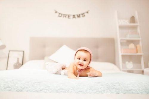 Bir Bebek Odası Nasıl Olmalıdır?