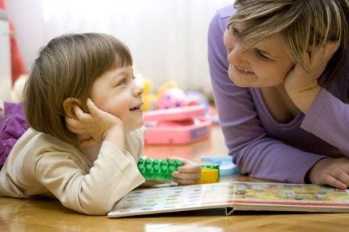 Dil Gecikmesi Yaşayan Çocuklar İçin 7 Alıştırma