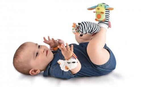 oyuncak hayvanlar bebek