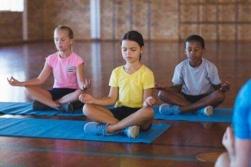 Sınıfta Meditasyon Yapmanın Faydaları