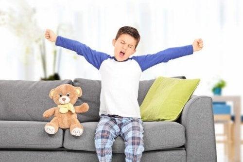 Çocuklarda uyku eksikliğinin yarattığı 10 sonuç