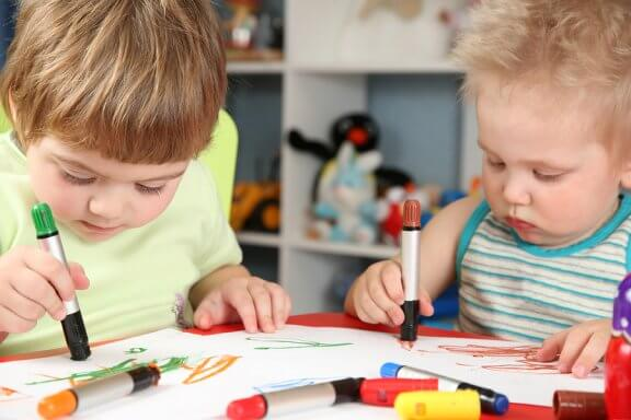 Çocukların Karalama Yapması ve Anlamı