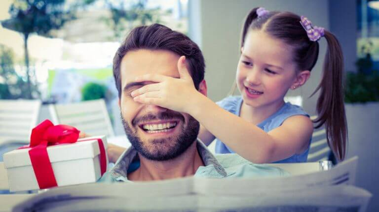 modern babalar ve aileleri