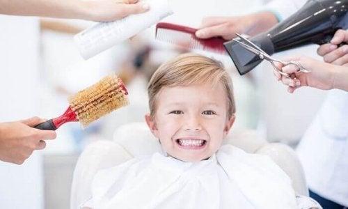 Erkek Çocuklar İçin En İyi Saç Kesimleri