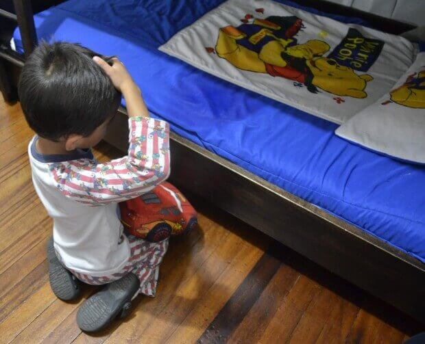 Çocuğunuz Yatağını Islatıyorsa, Doktorunuza Başvurmalı Mısınız?