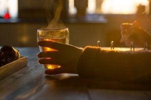 gebelikte çay içmek