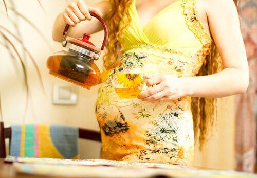 hamile kadınlar için en iyi çaylar