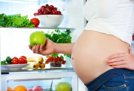 Fetal Hareketler, Bazı Yiyeceklerden Etkilenir Mi?