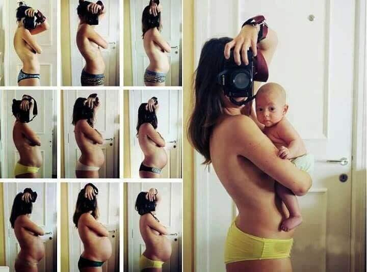 hamilelikte fotoğraf çekimi