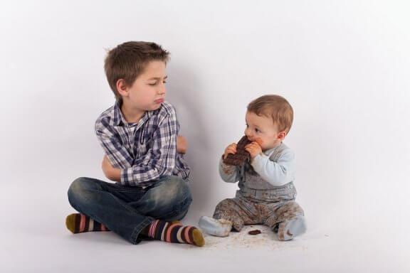 Kardeş Geldiğinde Kıskançlıktan Kaçınma Yolları