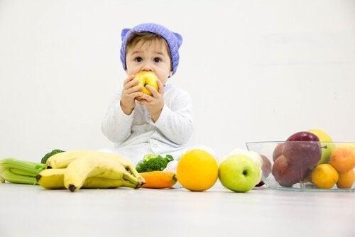çocuklar için meyve suyu tarifleri