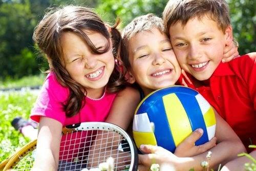 2-5 Yaş Arası Çocuklar İçin 6 Aktivite