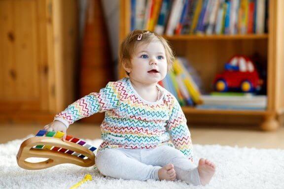 Çocuklar İçin Müzikli Oyuncaklar ve Faydaları