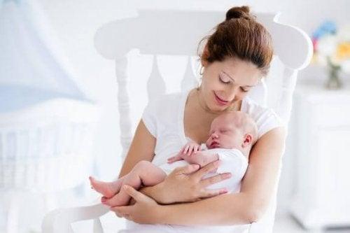Bebeğinizi Uyutmak İçin Oompa Loompa Yöntemi
