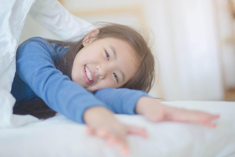 forma de llevar a los niños a dormir sin peleas
