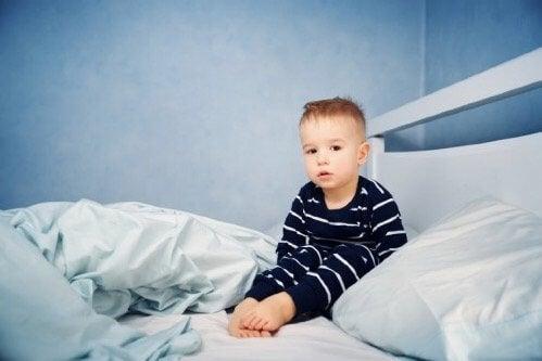 Çocuklarda Görülen En Yaygın Uyku Bozuklukları