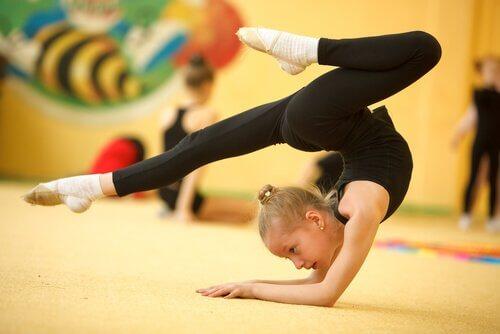 Aletli Jimnastiğin Muhteşem Faydaları