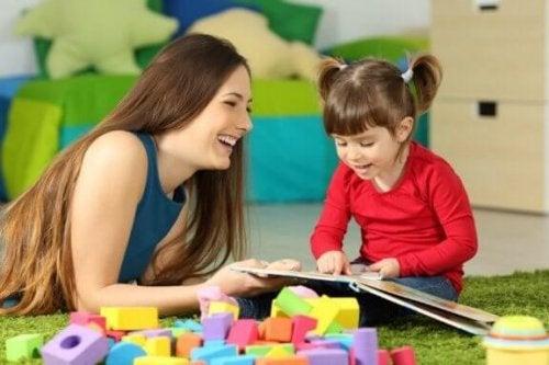 Çocuğun öğrenme sürecinde hikayeler ve önemi