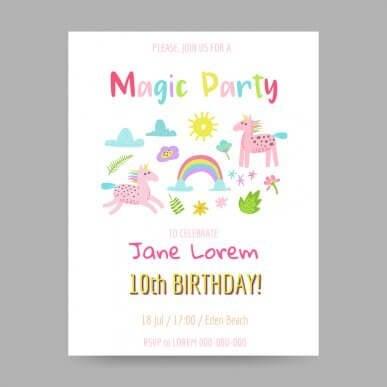 Doğum günü davetiyeleri hazırlamanızda faydalı 5 fikir