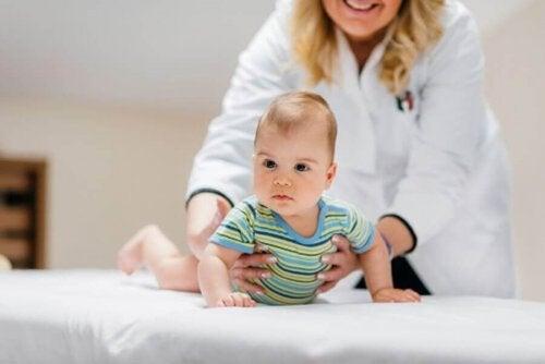 doktor ve bebek
