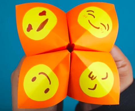 Duygusal origami: Çocuklarınız duygularını ifade etsin