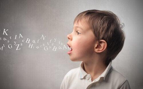 Çocuklukta Dil Öğrenme