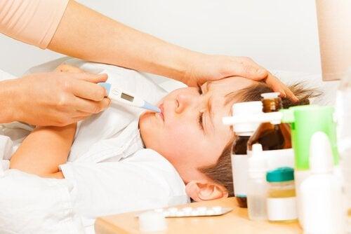 İbuprofenin Çocuklar İçin Faydaları ve Zararları