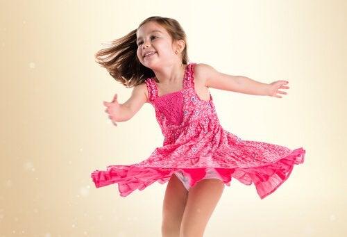 Dans Etmenin Çocuklara Faydası