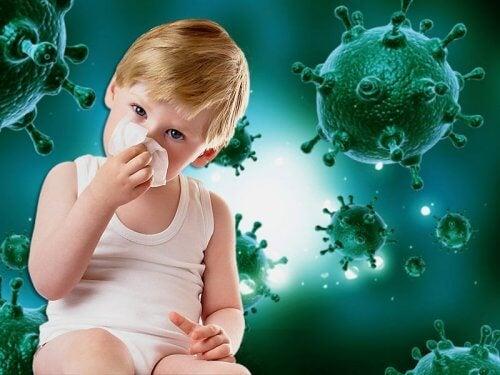 mikroplar ve çocuk