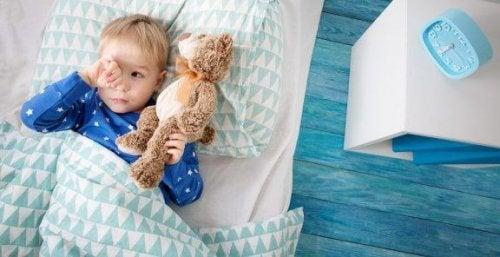 Çocuğunuz Yalnız Uyumak İstemiyorsa Ne Yapmalı?