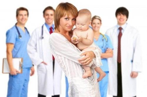 Çocuk doktoru tarafından ilk kez anne olacaklara 5 öğüt