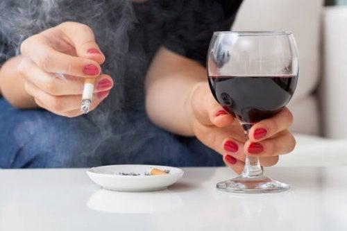 alkol ve sigara