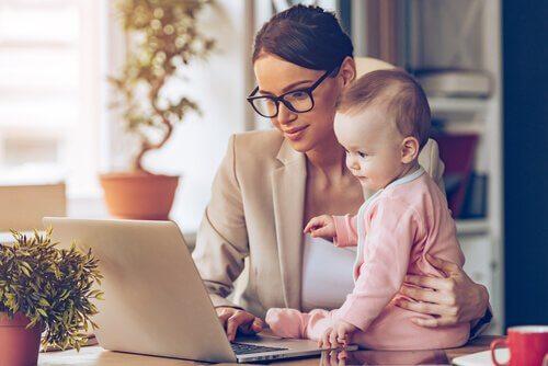iş yaşam dengesi ve anne